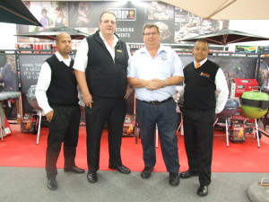 November 2015 | We would like to make use of this oppertunity to wish Kloppers Expert all the best with the new store that was opened today and we are proud to be one of your service providers.